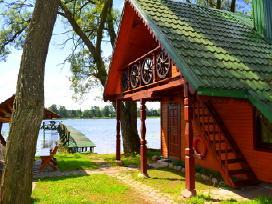 Sodybos nuoma ant ežero kranto Galuonų Sodyba