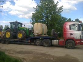 Technikos, traktoriu, ekskavatoriu gabenimas - nuotraukos Nr. 4
