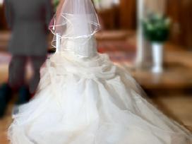 """Vestuvinė suknelė """"durcal"""" iš Pronovias kolekcijos - nuotraukos Nr. 2"""