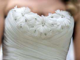 """Vestuvinė suknelė """"durcal"""" iš Pronovias kolekcijos - nuotraukos Nr. 3"""