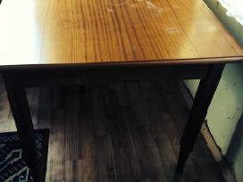 Valgomojo stalas - nuotraukos Nr. 2