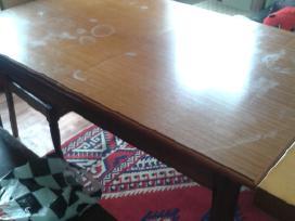 Valgomojo stalas - nuotraukos Nr. 3