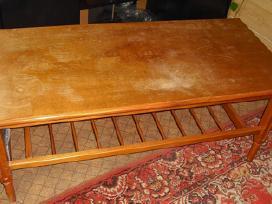 Svetainės staliukas