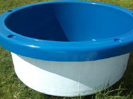 Kubilas,baseinas plastikinis