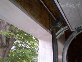 Garažo vartai pakeliami segmentiniai apšiltinti - nuotraukos Nr. 4