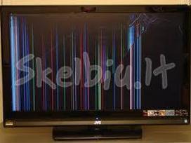 Perku sugedusius LCD monitorius ir televizorius