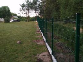 Tvorų, vartų montavimas Pigiai ir kokybiškai montu