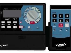 Orbit 6 kanalų laistymo sistemos valdymas