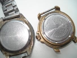 Rusiški laikrodžiai Komandirskije, Admiralskije. - nuotraukos Nr. 2