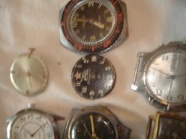 Rusiški laikrodžiai Komandirskije, Admiralskije. - nuotraukos Nr. 5