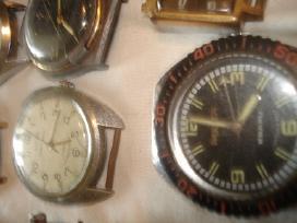 Rusiški laikrodžiai Komandirskije, Admiralskije.