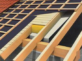 Kokybiškos statybinės plėvelės išpardavimas.
