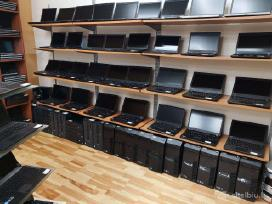 Naudoti stacionarūs kompiuteriai ir jų komponentai