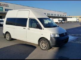 Vw Transporter Dyzelinas 2006 m. T5 Tdi