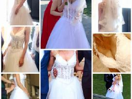 Graži vestuvinė suknelė :)