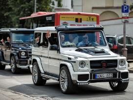 Vestuvinio transporto nuoma