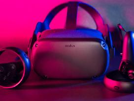 Virtualios realybės įrangos nuoma