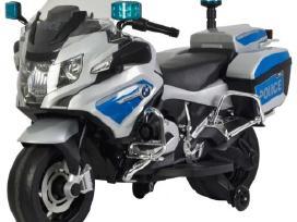 Elektriniai Motociklai vaikams,motociklas policija