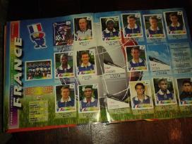 Futbolo lipdukai - nuotraukos Nr. 6