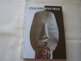 """Knyga """"Iškalbos mokymas"""" Z. Nauckūnaitė"""
