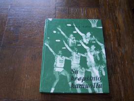 """Knyga """"Su krepšinio kamuoliu"""""""