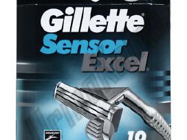 Gillette skutimosi peiliukai PIGIAU!