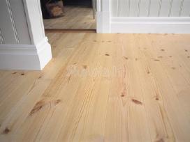 Kokybiškos dailylentės, grindinės lentos, apvadai