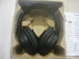 Belaidės ausinės Panasonic Rp-wf810 - nuotraukos Nr. 2