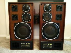 Perku visas Radiotechnika S90 koloneles