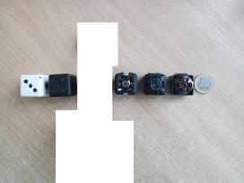 Slapta kamera - tusinukas laikrodis mp3