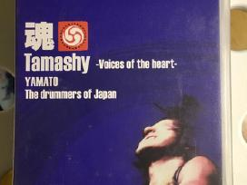 Tamashy Yamato - Voices of the heart Vhs