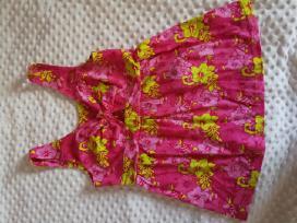 Rožinė Suknelė mergaitėms