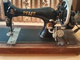 """Rankinė siuvimo mašina """" Pfaff"""""""