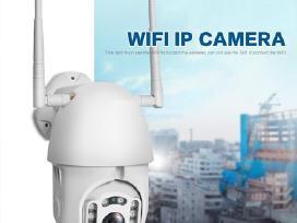 WiFi Ip kupolinė lauko kamera Sukinejama 2 antenos