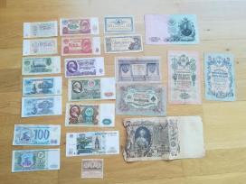 Rusisku banknotu rinkinis