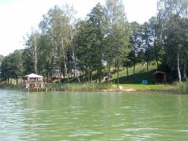 Pirtis ,namukų nuoma ,poilsiavietė prie ežero.