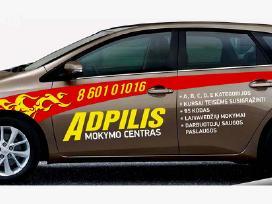 Mc Adpilis 10% nuolaida visiems mokymams!