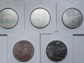 Sidabrinės euromonetos