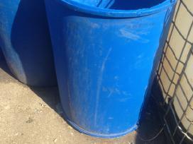 Plastikiniai konteineriai 1000 litrų talpos - nuotraukos Nr. 5