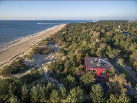 Išskirtiniai apartamentai prie jūros