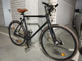 Plentinis dviratis