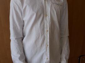 Zara balti marškiniai