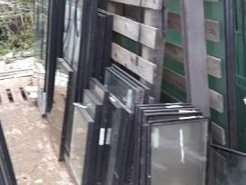 Stiklo paketai