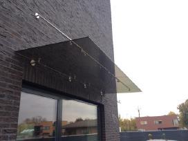 Tonuoto stiklo stogelis
