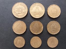 Argentinos monetos