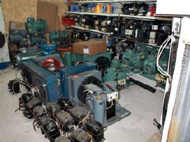 Įvairi šaldymo įranga - nuotraukos Nr. 3