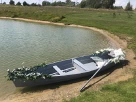 Fanerinės,medinės valtys.