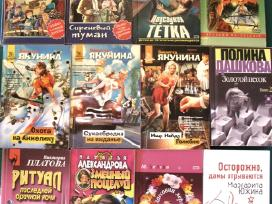 Įvairios knygos rusų kalba