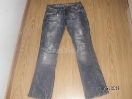 Moteriški džinsai - nuotraukos Nr. 2