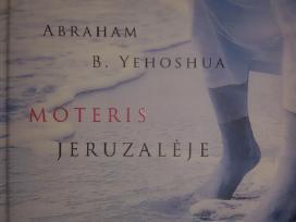 """""""Moteris Jeruzalėje""""abraham B. Yehoshua 2016m."""
